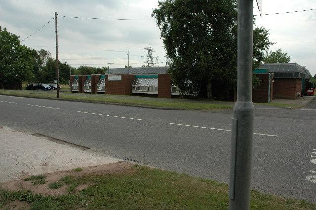 Warrington Ambulance Station