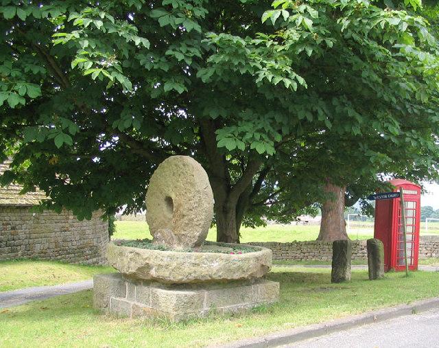Weston Village Otley West Yorkshire