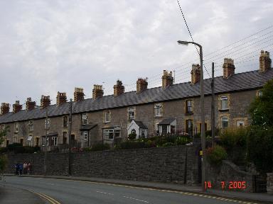 Cottages at Abergele