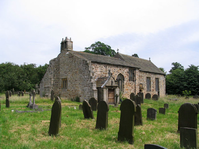 Weston Church Otley