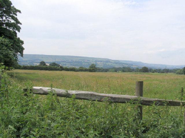 Moor Lane Weston near Otley