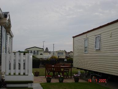 Caravans at Ty Mawr