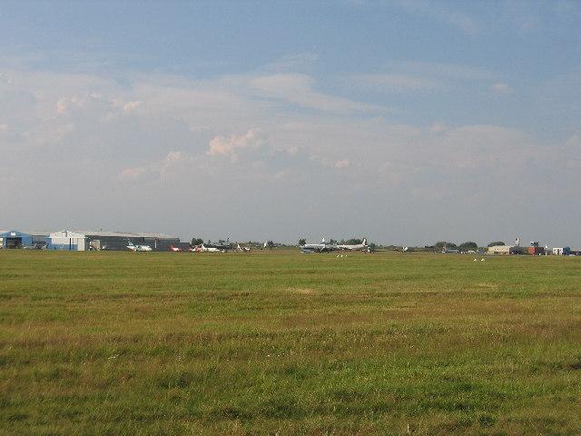 Baginton Airport