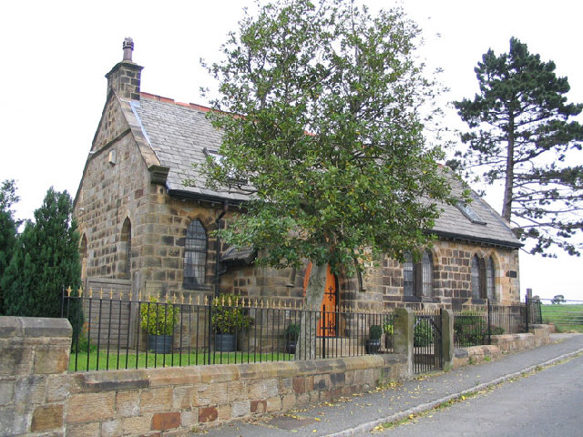 Methodist Chapel Clifton Near Otley