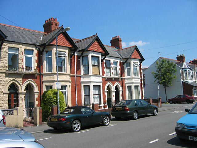 Llanishen Street, Cardiff