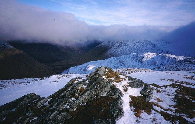 Summit, Meall Lighiche