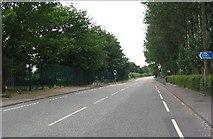 SJ7190 : A6144 by Dave Smethurst