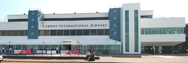 Cardiff International Airport, Rhoose