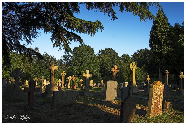 Dibden Churchyard