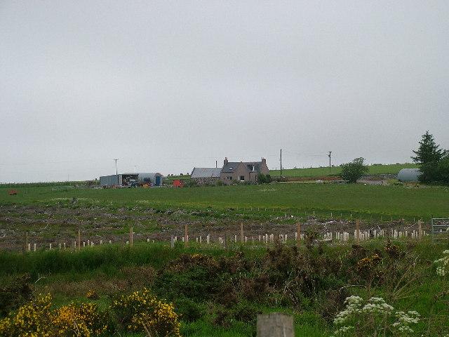 Hillhead Farm Near A96