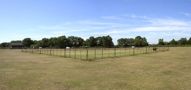 Godshill village cricket pitch, New Forest