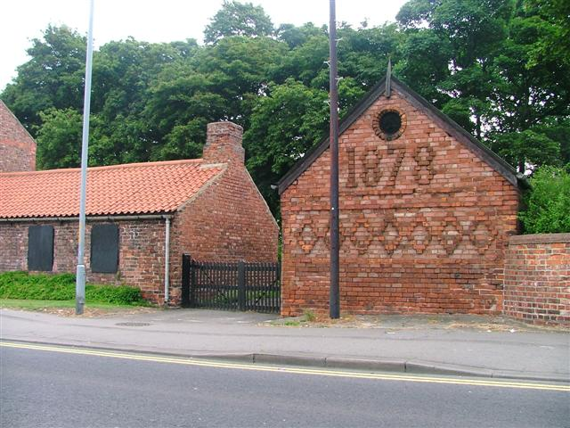 Danby House and Blacksmith's  Forge