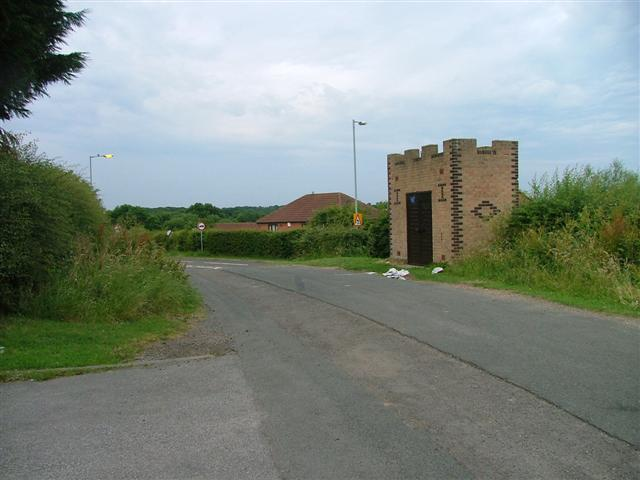 Gas Sub-Station, Brass Castle Lane