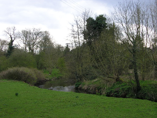 River Stour at Cookley