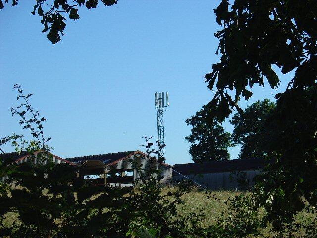 Phone Mast, Wimland Farm, Near Faygate, West Sussex