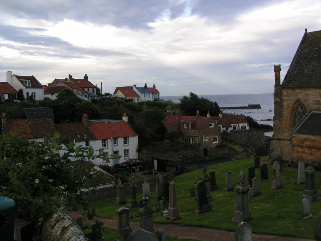 The Auld Kirk and St Monans