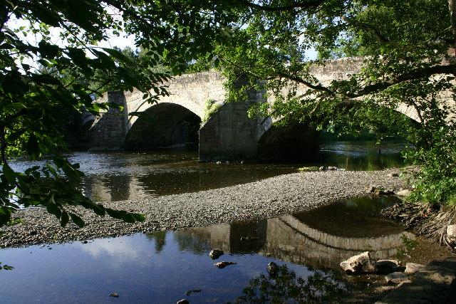 The bridge at Pooley Bridge