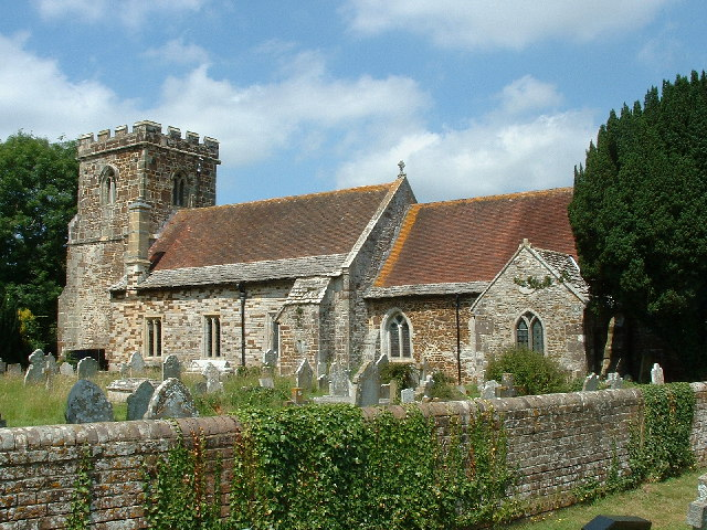 All Saints Church at Hampreston