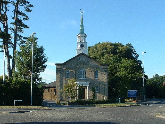 United Reformed Church, Longham