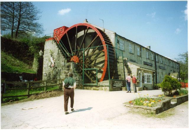 Foster Beck Watermill, Pateley Bridge