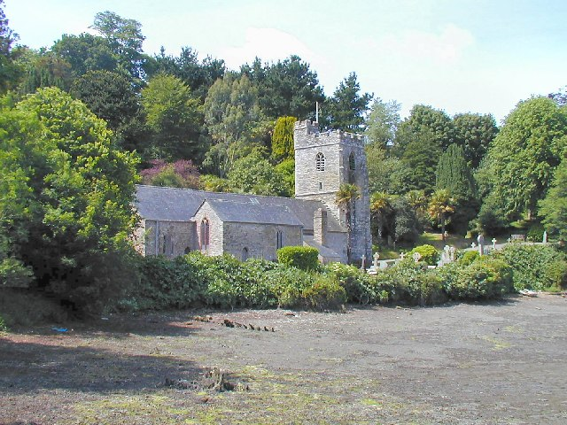 St Just Church, St Just in Roseland