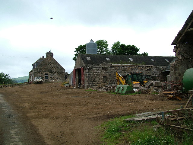Mains of Wardhouse Farm