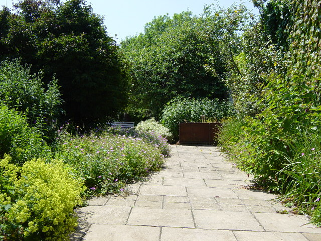 Walled Garden, Easthill Park