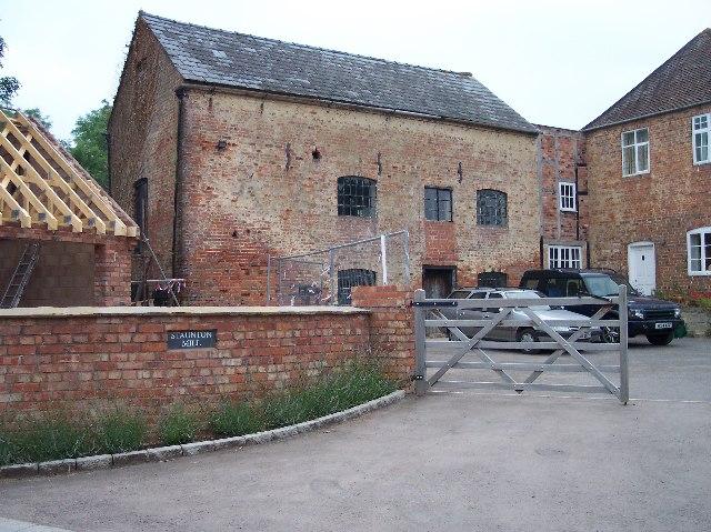 Staunton Mill