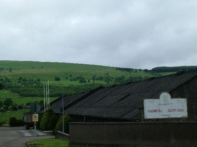 Ardmore Distillery