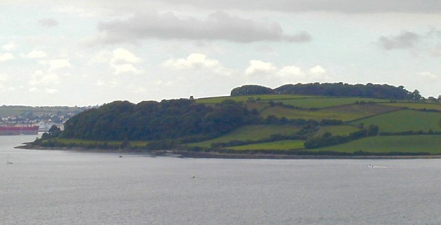Coast near Penarrow Point
