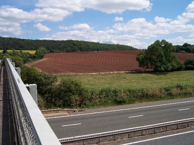 The Red Soil of Redmarley