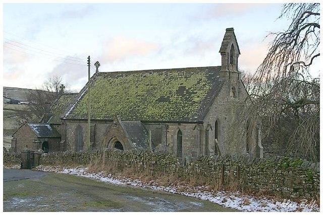 Chapel near Langdon Beck