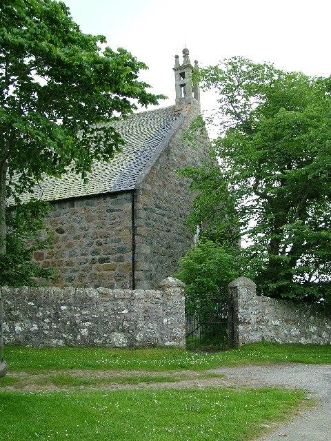 Marnoch Old Church