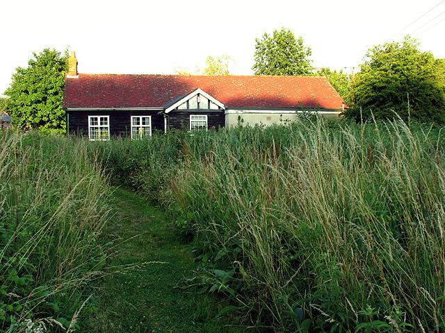 King George V Hut: Woolhampton