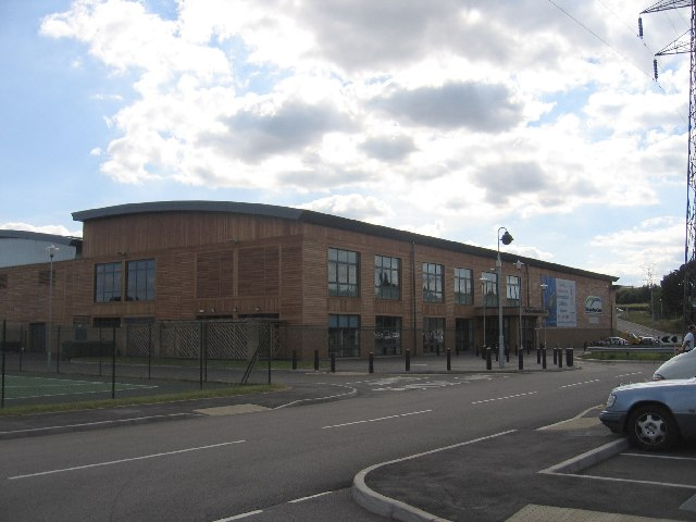 The Alan Higgs sports centre