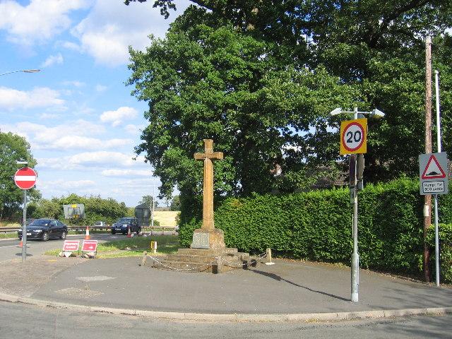 Ryton-on-Dunsmore war memorial