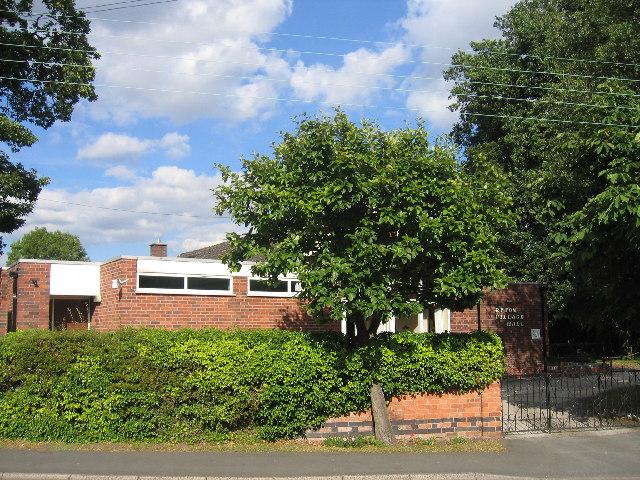 Ryton-on-Dunsmore village hall