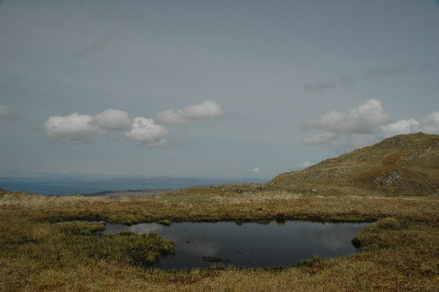 Summit of Ben Hiant