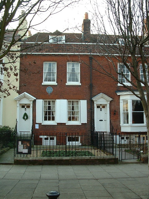 Birthplace of Charles Dickens