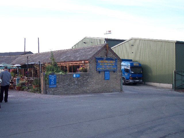 Weston's Cider & Perry makers factory.