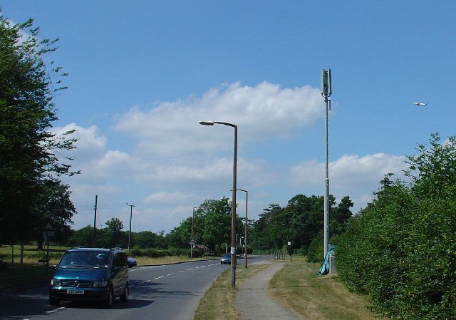 Telecom Mast, Ifield, Crawley, West Sussex