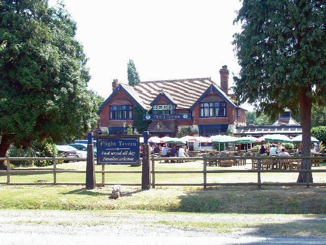 Flight Tavern, Charlwood Road, Near Crawley, West Sussex