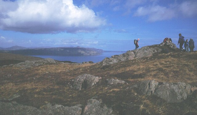 Beinn Loch a'Mhuillin