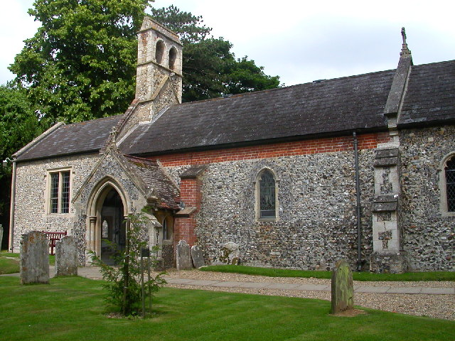 St. Laurence Church, Brundall