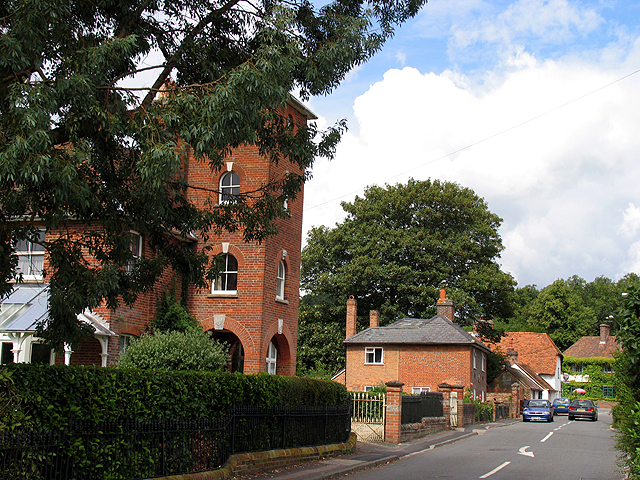 Station Road: Woolhampton