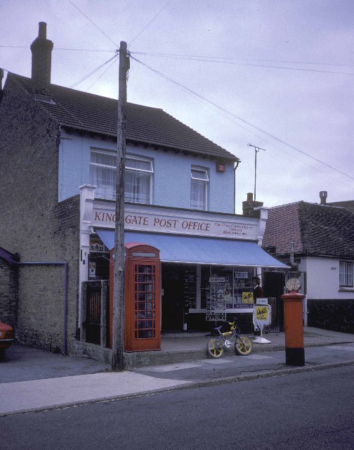 Kingsgate Post Office