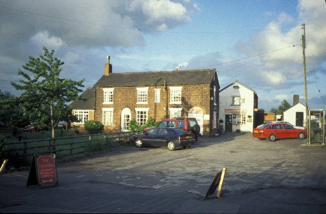 Hassall Green Post Office and General Store
