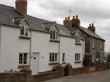 Cottages at Groesfford Marli