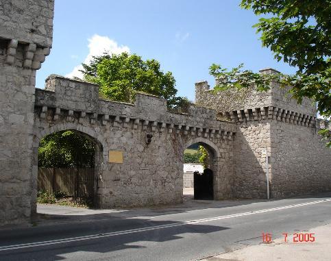 Gwrych Castle Gatehouse