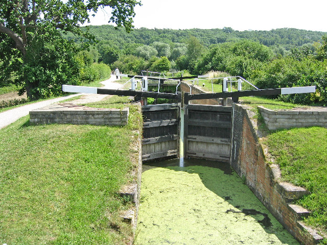 Lock 17, Woolsthorpe, Lincolnshire